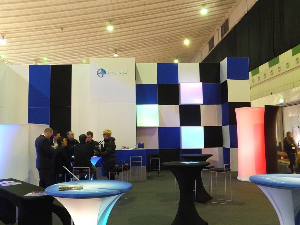 Innolution systems® -Messebau in der Vermietung