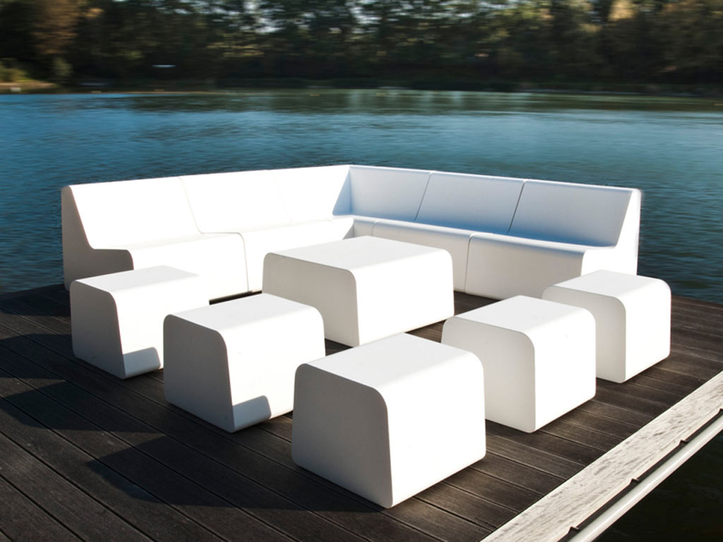 Outdoorlounge Moonscape - Agentur Rindle - Trends for Events