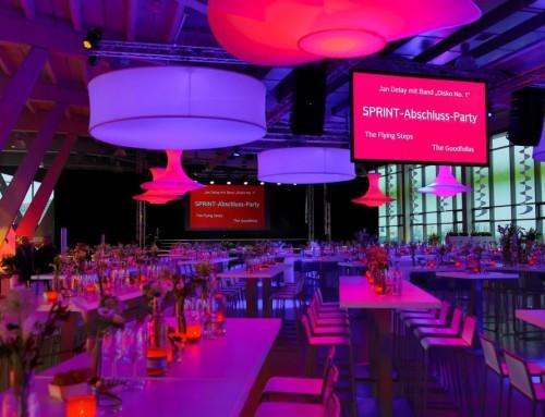 Große Abschlussparty im Hamburg Cruise Center
