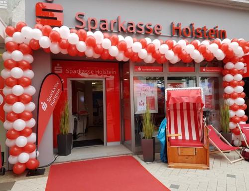 Holsteiner Strandtag – Promotionaktion der Sparkasse Holstein