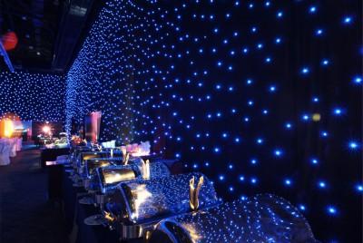 LED Sternenhimmel für Seitenwände oder Hallendecken Weihnachtsdekoration, 1001NachtDekoration: Vermietung und Verkauf möglich