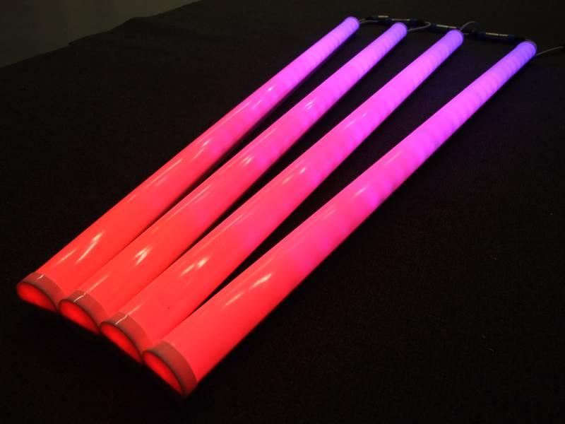 ED Stehtischbeleuchtung mit Akku und DMX Steuerung möglich Stretchhusse erforderlich Vermietung/Verkauf möglich
