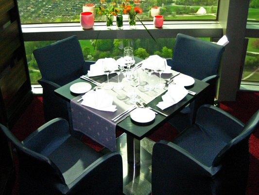 Anfertigung für Restaurantstühle -Stretchhusse - hms