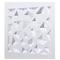 Eventdekoration flexible Raumtrenner, Messewände oder Wandsysteme: Design Cell mit Waben