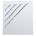 Eventdekoration flexible Raumtrenner, Messewände oder Wandsysteme: Design CIRCLE mit Kreisen/Alternative Kamm